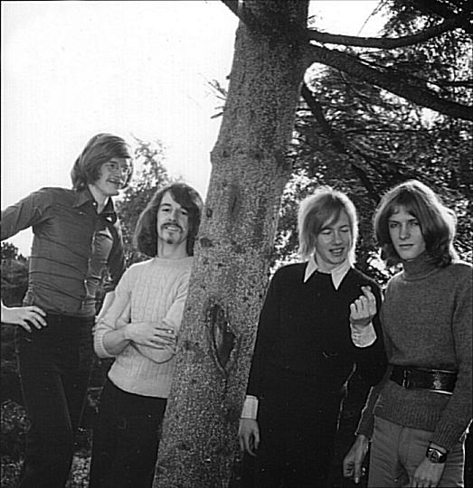 Barclay James Harvest in 1969
