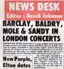 NME, 5th August, 1972