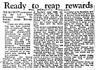 Hartlepool Mail live review, October 1975