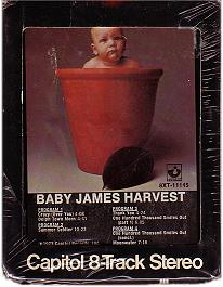 Baby James Harvest USA cartridge
