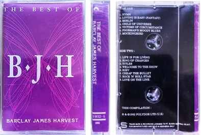 Indonesia Best of BJH cassette