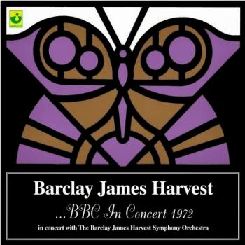 BBC In Concert 1972 CD reissue cover