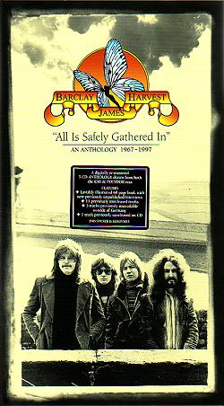 Barclay James Harvest Box-Set cover