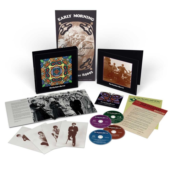 Barclay James Harvest deluxe edition