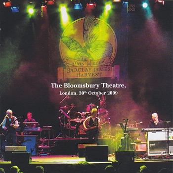 Live at the Bloomsbury 2CD