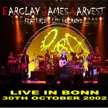 Live in Bonn, 30th October 2002 cover