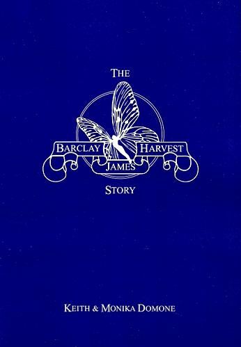 The Barclay James Harvest Story paperback book