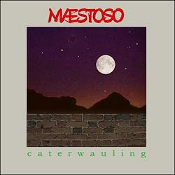 Maestoso - Caterwauling CD artwork