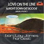 Love On The Line single