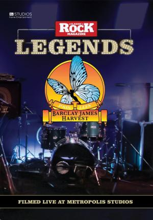 Classic Rock Legends DVD cover
