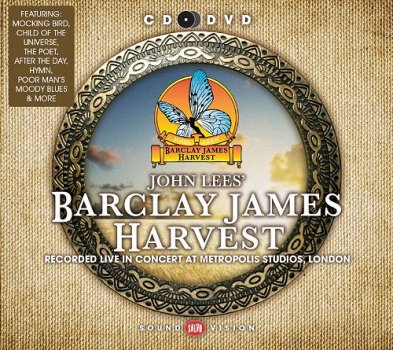 John Lees' Barclay James Harvest - Live In Concert At Metropolis Studios London artwork