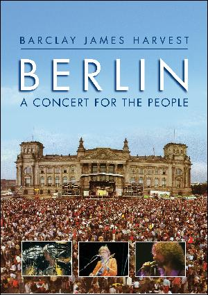 A Concert For The People - Berlin DVD Cover