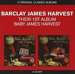 Their First Album/Baby James Harvest 2CD