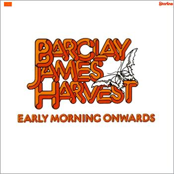 Early Morning Onwards reissue LP cover