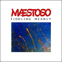 Fiddlign Meanly CD cover