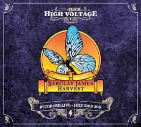 John Lees' Barclay James Harvest - High Voltage digipack