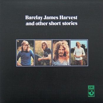 'Barclay James Harvest and other short stories' LP cover