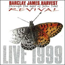 Revival Live 1999 CD cover