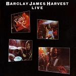 Barclay James Harvest Live Connoisseur CD cover