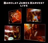 Barclay James Harvest Live Eclectic remastered CD slipcase