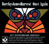 Once Again 40th Anniversary edition CD/DVD