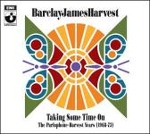 Barclay James Harvest Taking Some Time On 5CD set cover