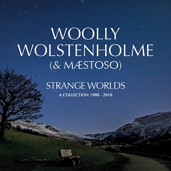 Woolly Wolstenholme (and Maestoso) Strange Worlds box set