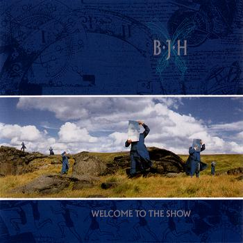 Welcome To The Show CD cover